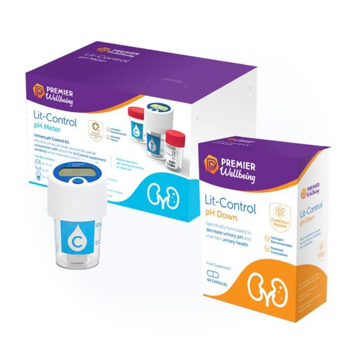 Lit-Control pH Down Bundle
