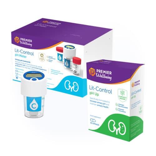 Lit-Control pH Up Bundle